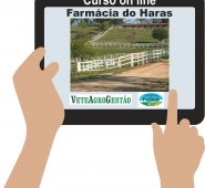 Curso on line Farmácia do Haras em DVD