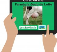 Curso on line DVD Farmácia Gado de Leite