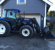 Trator New Holland TD90D