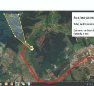 Vendo 65,6 ha Serra Catarinense