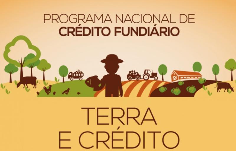 Resultado de imagem para Programa Nacional de Crédito Fundiário