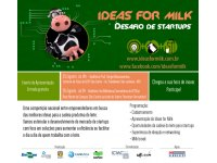 Desafio de Startup: Ideas for Milk