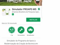Aplicativo Precoce MS