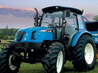 LS TRACTOR - AGRITECHNICA 2015