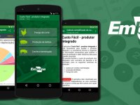 Embrapa: Aplicativo Custo Fácil - Integrado 2.0 (Android)